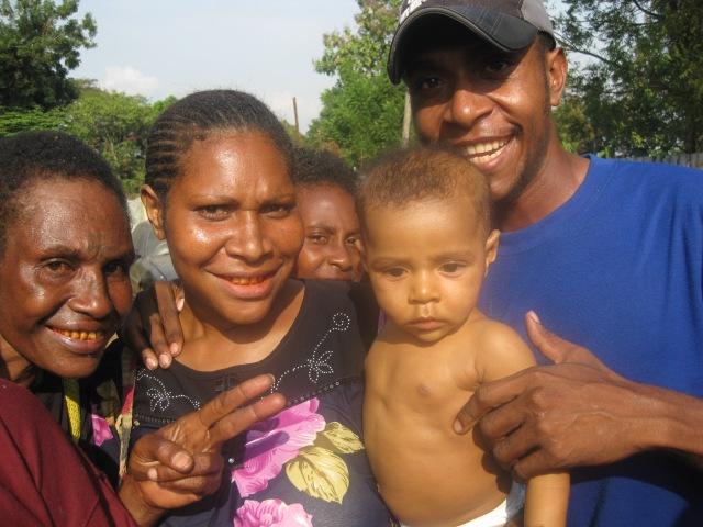 FAMILY in settlement